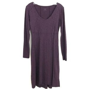 Toad & Co Horny knit Organic Cotton dress outdoor